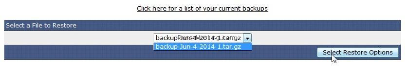 restore semua database - mysql hosting - pusathosting