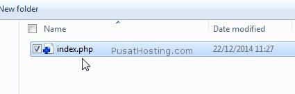file telah siap di sinkronkan ke svn server dengan turtoise svn
